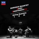 Shostakovich: String Quartets Nos.1, 8 & 14/Borodin Quartet