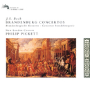 Bach, J.S.: Brandenburg Concertos/New London Consort, Philip Pickett