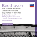 Beethoven: The Piano Concertos; Diabelli Variations; Bagatelles; 8 Sonatas (6)/Stephen Kovacevich, BBC Symphony Orchestra, London Symphony Orchestra, Sir Colin Davis