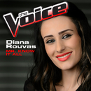 Mr. Know It All (The Voice Performance)/Diana Rouvas