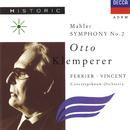 """Mahler: Symphony No. 2 - """"Resurrection""""/Kathleen Ferrier, Jo Vincent, Amsterdam Toonkunst Choir, Royal Concertgebouw Orchestra, Otto Klemperer"""