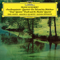 "Schubert: Piano Quintet ""The Trout""; String Quartet ""Death And The Maiden"""