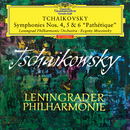 "Tchaikovsky: Symphonies Nos.4, 5 & 6 ""Pathetique""/Leningrad Philharmonic Orchestra, Evgeny Mravinsky"