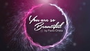 You Are So Beautiful(Lyric Video)/Paolo Onesa