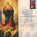 バッハ:「マニフィカト」、他/Choir Of St. John's College, Cambridge, The Choir of King's College, Cambridge