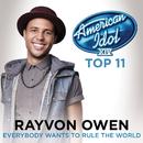Everybody Wants To Rule The World (American Idol Season 14)/Rayvon Owen