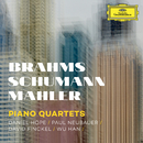 Brahms, Schumann, Mahler: Piano Quartets (Live)/Daniel Hope, Paul Neubauer, David Finckel, Wu Han