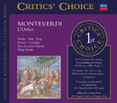 Monteverdi: L'Orfeo (2 CDs)/John Mark Ainsley, Catherine Bott, New London Consort, Philip Pickett