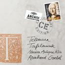 テレマン:ターフェル・ムジーク/Musica Antiqua Köln, Reinhard Goebel