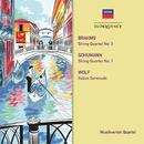 Brahms, Schumann: String Quartets/Musikverein Quartet