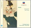 Franck: String Quartet; Violin Sonata/Fitzwilliam String Quartet, Pierre Amoyal, Pascal Rogé