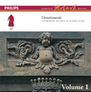 Mozart: The Divertimenti for Orchestra, Vol.1 (Complete Mozart Edition)/Academy of St. Martin in the Fields, Sir Neville Marriner