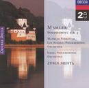 マーラー:交響曲第1/3番/Maureen Forrester, Israel Philharmonic Orchestra, Los Angeles Philharmonic, Zubin Mehta