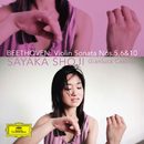 ベートーヴェン:ヴァイオリン・ソナタ第5番<春>、第6番&第10番/庄司紗矢香, ジャンルカ・カシオーリ