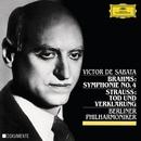 ブラームス:交響曲第4番/R.シュトラウス:交響詩<死と浄化>/Berliner Philharmoniker, Victor de Sabata