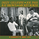Dizzy's Big 4 (Original Jazz Classics Remasters)/Dizzy Gillespie, Joe Pass, Ray Brown, Mickey Roker