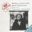 Berlioz: Les Nuits d'été / Ravel: Shéhérazade, &c./Régine Crespin, John Wustman, L'Orchestre de la Suisse Romande, Ernest Ansermet