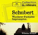 "Schubert: Fantasia in C Major ""Wanderer""; Impromptus/Wilhelm Kempff"