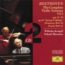 Beethoven: The Complete Violin Sonatas Vol.I/Yehudi Menuhin, Wilhelm Kempff