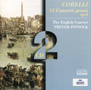 Corelli: 12 Concerti Grossi Op.6 (2 CD's)/The English Concert, Trevor Pinnock