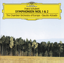 Schubert: Symphonies Nos.1 & 2/Chamber Orchestra Of Europe, Claudio Abbado