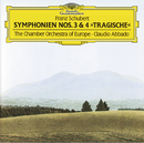 "Schubert: Symphonies Nos.3 & 4 ""Tragic""/Chamber Orchestra Of Europe, Claudio Abbado"
