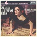 Bizet: Carmen & L'Arlésienne Suites/New Philharmonia Orchestra, Charles Münch