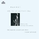 ヘンデル:聖セシリアの祝日のための頌歌/The English Concert, Trevor Pinnock