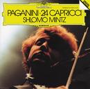 パガニーニ:24のカプリース/Shlomo Mintz