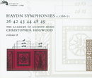 Haydn: Symphonies Vol. 6/Christopher Hogwood, The Academy of Ancient Music