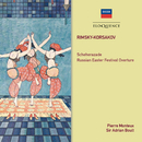 Rimsky-Korsakov: Scheherazade, Russian Easter Festival Overture/Pierre Monteux, Sir Adrian Boult, London Symphony Orchestra, London Philharmonic Orchestra