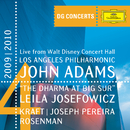 Adams: The Dharma at Big Sur / Kraft: Timpani Concerto No.1 / Rosenman: Suite from Rebel Without a Cause (DG Concerts 2009/2010 LA4)/Leila Josefowicz, Joseph Pereira, Los Angeles Philharmonic, John Adams