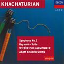 ハチャトゥリアン:交響曲第2番、他/Wiener Philharmoniker, Aram Il'yich Khachaturian