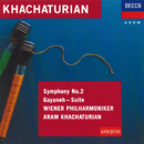 Khachaturian: Symphony No. 2; Gayaneh Suite/Wiener Philharmoniker, Aram Il'yich Khachaturian