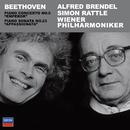 ベートーヴェン:ピアノ協奏曲第5番<皇帝>/<熱情ソナタ>/Alfred Brendel, Wiener Philharmoniker, Simon Rattle