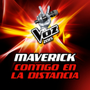 Contigo En La Distancia (La Voz 2015)/Maverick