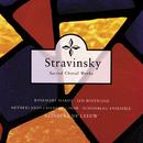 Stravinsky: Sacred Choral Works/Netherlands Chamber Choir, Reinbert de Leeuw