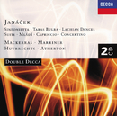 ヤナーチェク:シンフォニエッタ/タラス・ブーリバ/Sir Charles Mackerras, Sir Neville Marriner, David Atherton, François Huybrechts