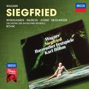Wagner: Siegfried/Wolfgang Windgassen, Gustav Neidlinger, Erwin Wohlfahrt, Theo Adam, Birgit Nilsson, Orchester der Bayreuther Festspiele, Karl Böhm