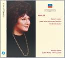 Mahler: Rückert-Lieder; Lieder eines fahrenden Gesellen; Kindertotenlieder/Marilyn Horne, Los Angeles Philharmonic, Zubin Mehta