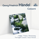 Händel: Concerti per solisti (Audior)/The English Concert, Trevor Pinnock