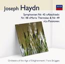 Haydn Symphonien Nr. 45, Nr. 48 & Nr. 49 (Audior)/Orchestra Of The Age Of Enlightenment, Frans Brüggen
