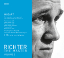 Mozart: Piano Sonatas (2 CDs)/Sviatoslav Richter