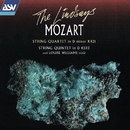 Mozart: String Quartet No. 15; String Quintet No. 5/The Lindsays, Louise Williams