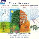 Milhaud: Concertino de printemps / Rodrigo: Concierto de estio / Chaminade: Automne / Serebrier: Winter Concerto/Michael Guttman, Royal Philharmonic Orchestra, José Serebrier
