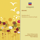 Brahms: Symphony No. 2; Variations On A Theme By Haydn/Pierre Monteux, Wiener Philharmoniker, London Symphony Orchestra