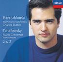 チャイコフスキー:ピアノ協奏曲第2&3番/Peter Jablonski, Philharmonia Orchestra, Charles Dutoit
