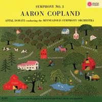 Copland: Symphony No.3/Minneapolis Symphony Orchestra, Antal Dorati