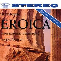 "Beethoven: ""Eroica""/Minneapolis Symphony Orchestra, Antal Dorati"