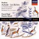 プーランク:管弦楽曲集/Pascal Rogé, Orchestre National de l'ORTF, Charles Dutoit
